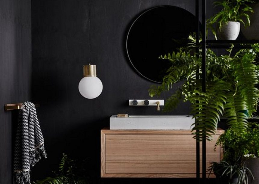 Black Beauty: Η ματ εκδοχή του μαύρου είναι το νέο μεγάλο interior trend που θα λατρέψεις | tlife.gr