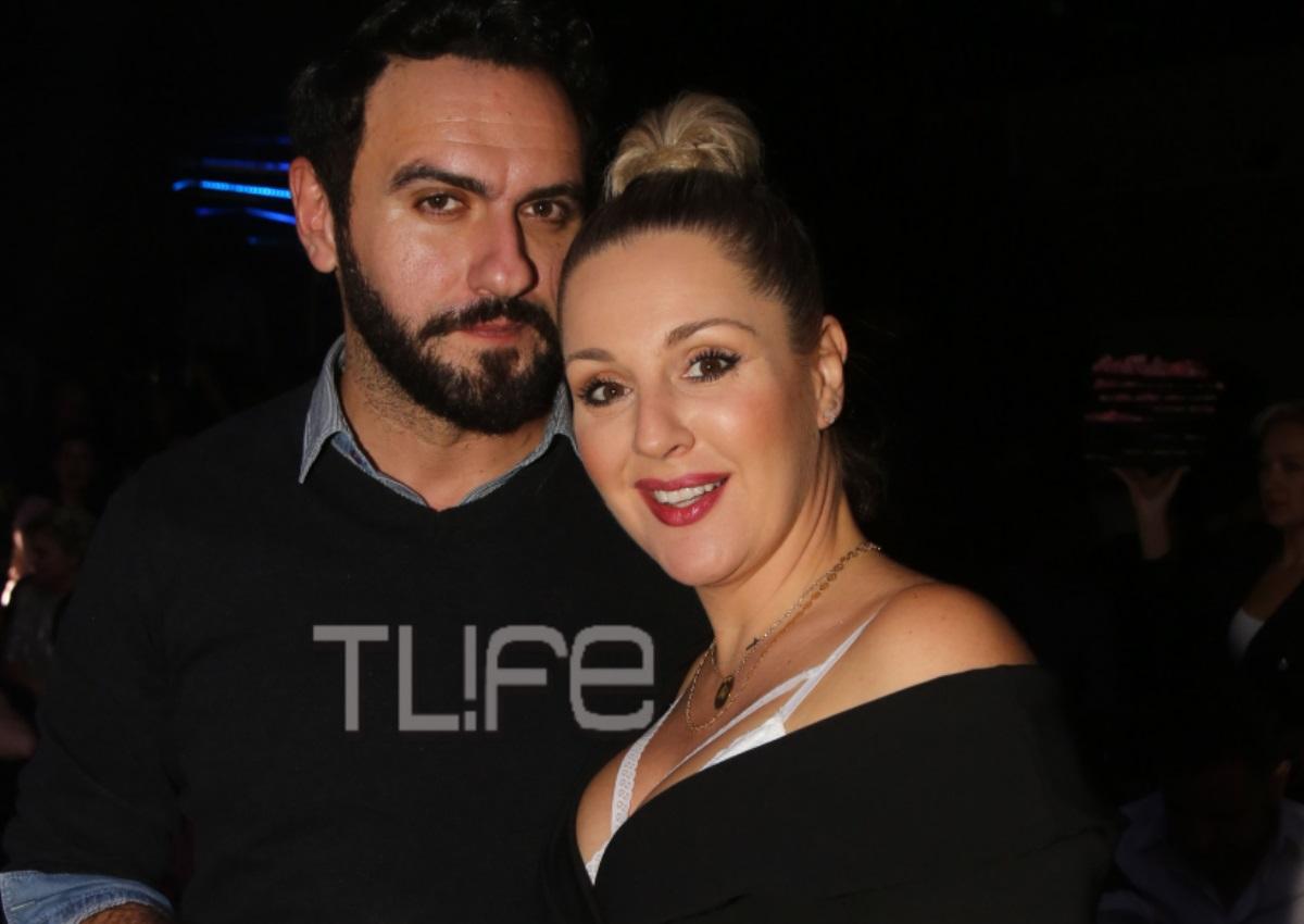 Μελέτης Ηλίας: Στα μπουζούκια με την γοητευτική σύζυγό του! [pics] | tlife.gr