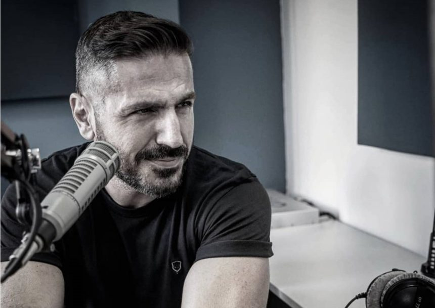 Δημήτρης Μηλιόγλου: Η πρώτη του ανάρτηση μετά το τέλος της εκπομπής «Oh La La» | tlife.gr