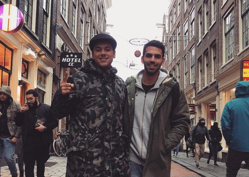 Οι διασκεδαστικές στιγμές του Mike και του Γιώργου Λέντζα στο Άμστερνταμ | tlife.gr