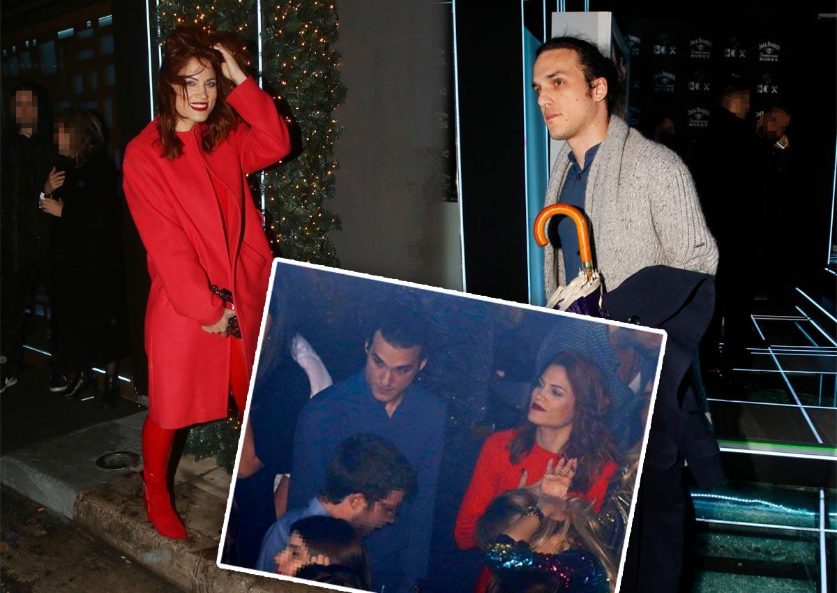 Μαίρη Συνατσάκη – Αιμιλιανός Σταματάκης: Είναι μαζί και ερωτευμένοι! Διασκέδαση μέχρι το πρωί με τους φίλους τους [pics] | tlife.gr