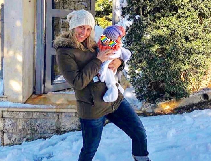Ελεονώρα Μελέτη: Στιγμές οικογενειακής ευτυχίας με τον άντρα της και την κορούλα τους! | tlife.gr