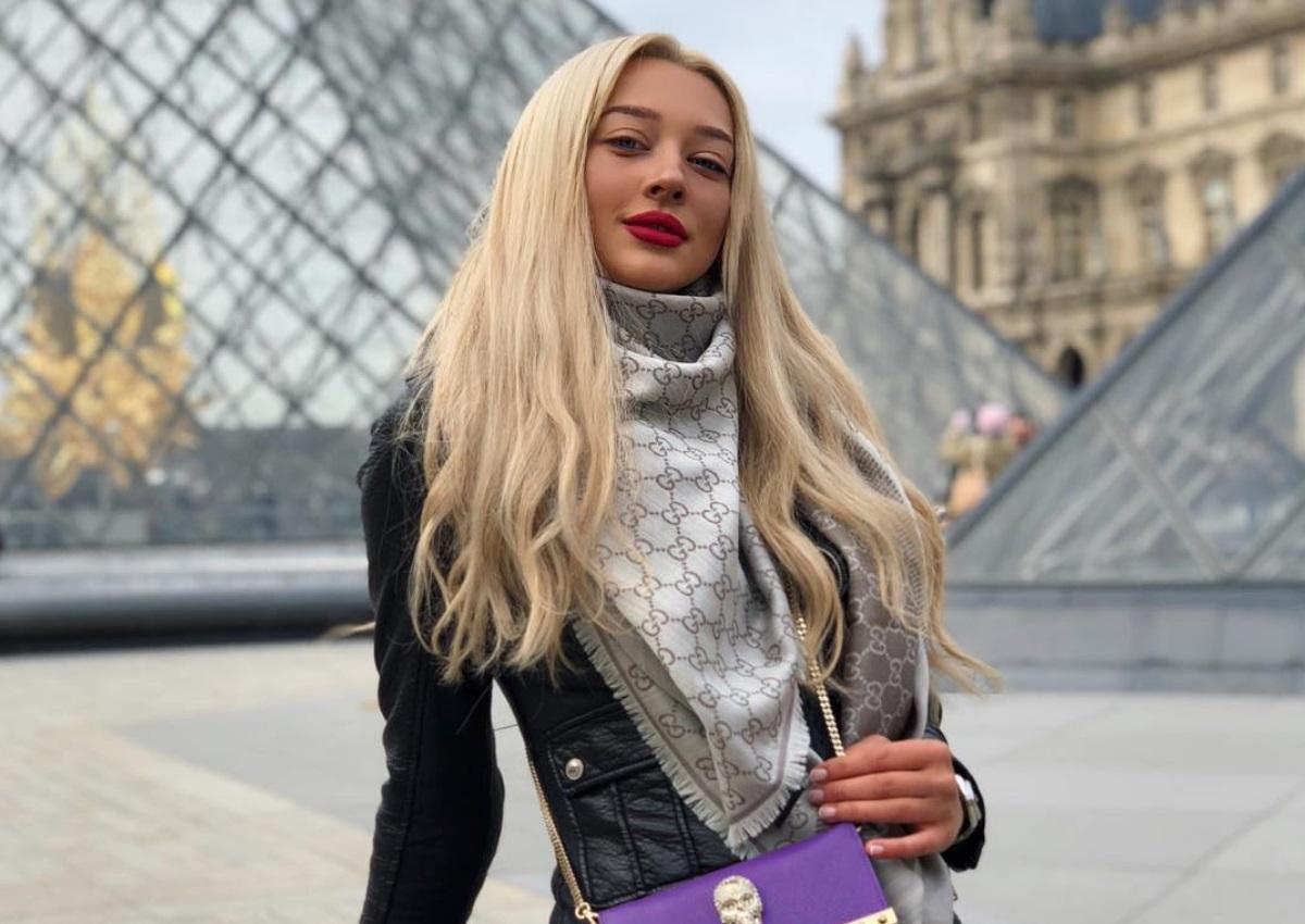 Ντάρια Τουρόβνικ: Η εκδρομή στον Παρνασσό μετά την επιστροφή της από το Παρίσι | tlife.gr
