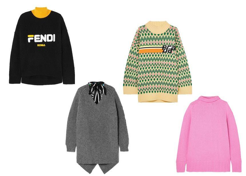 Oversized πουλόβερ: Τα items που χρειάζεσαι για να είσαι stylish και cozy τη νέα χρονιά | tlife.gr