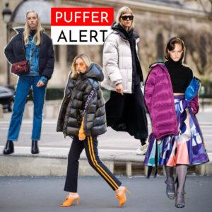 Puffer jacket: Στιλιστικές ιδέες για να φορέσεις το πιο hot πανωφόρι του χειμώνα
