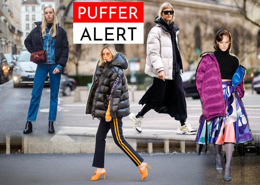 Puffer jacket: Στιλιστικές ιδέες για να φορέσεις το πιο hot πανωφόρι του χειμώνα | tlife.gr
