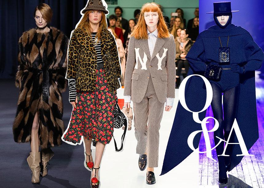 Απαντάμε στις ερωτήσεις της εβδομάδας! Το fashion team του Tlife περιμένει στιλιστικές απορίες | tlife.gr