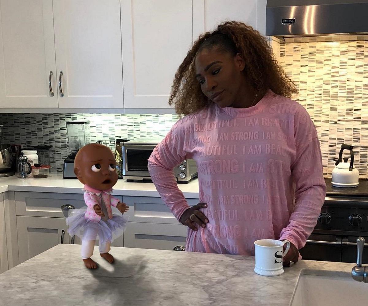 Η κούκλα της κόρης της Serena Williams έχει… χιλιάδες followers στο Instagram! | tlife.gr
