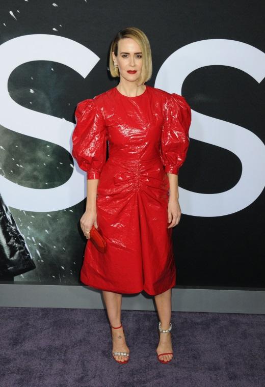 Η Sarah Paulson με Calvin Klein   tlife.gr