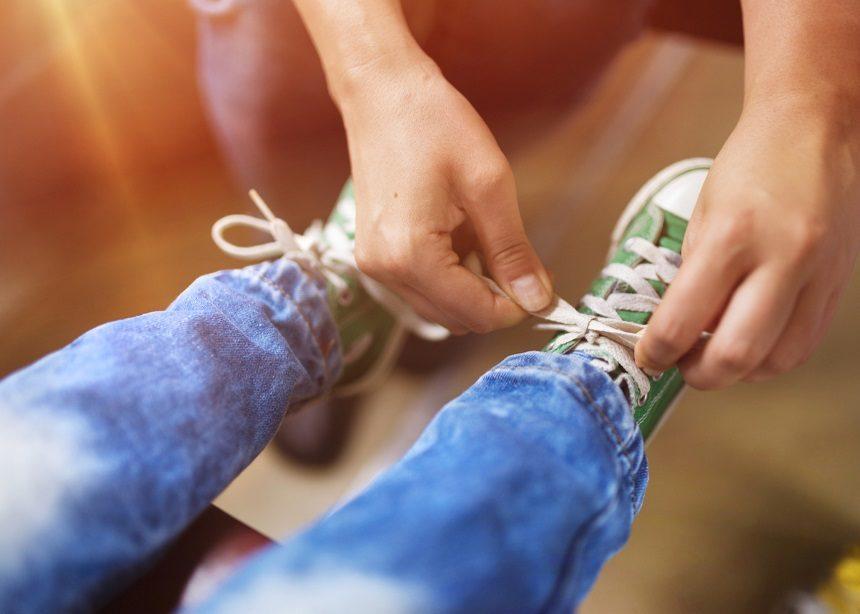Walking around: Πώς θα βρεις το σωστό μέγεθος παπουτσιού για το μικρό σου; | tlife.gr