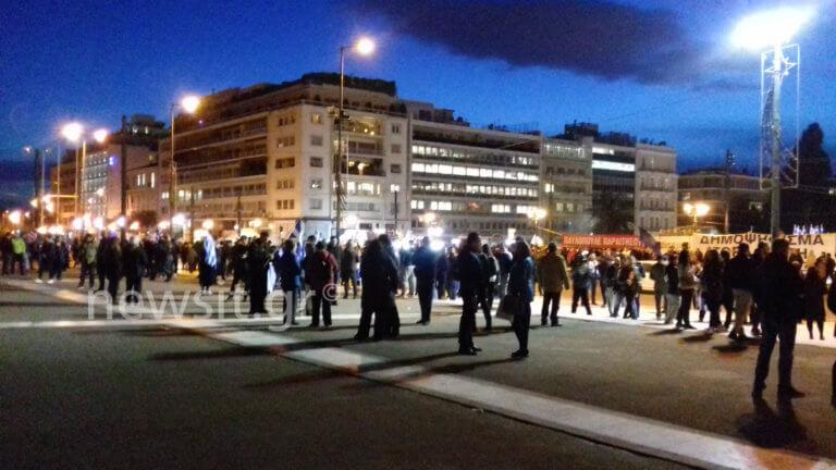 Συλλαλητήρια – Μακεδονία: Συγκέντρωση έξω από την Βουλή – Στην Αμερικανική πρεσβεία το ΚΚΕ – video   tlife.gr