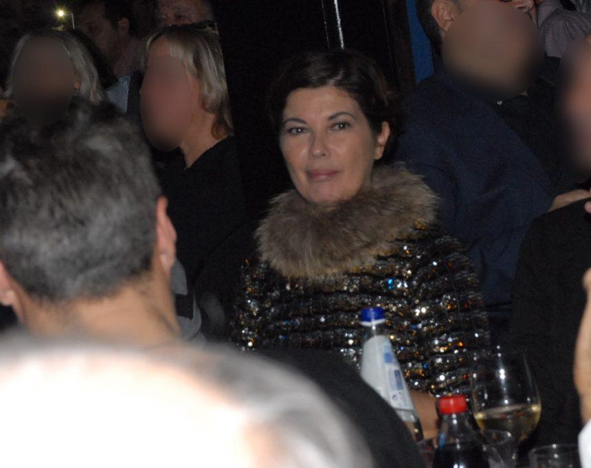 Σοφία Αλιμπέρτη: Διασκέδασε μέχρι το πρωί στον πρώην σύζυγό της Γιάννη Πάριο! Φωτογραφίες   tlife.gr