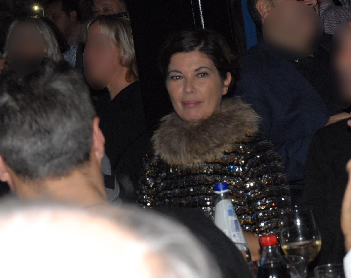 Σοφία Αλιμπέρτη: Διασκέδασε μέχρι το πρωί στον πρώην σύζυγό της Γιάννη Πάριο! Φωτογραφίες | tlife.gr