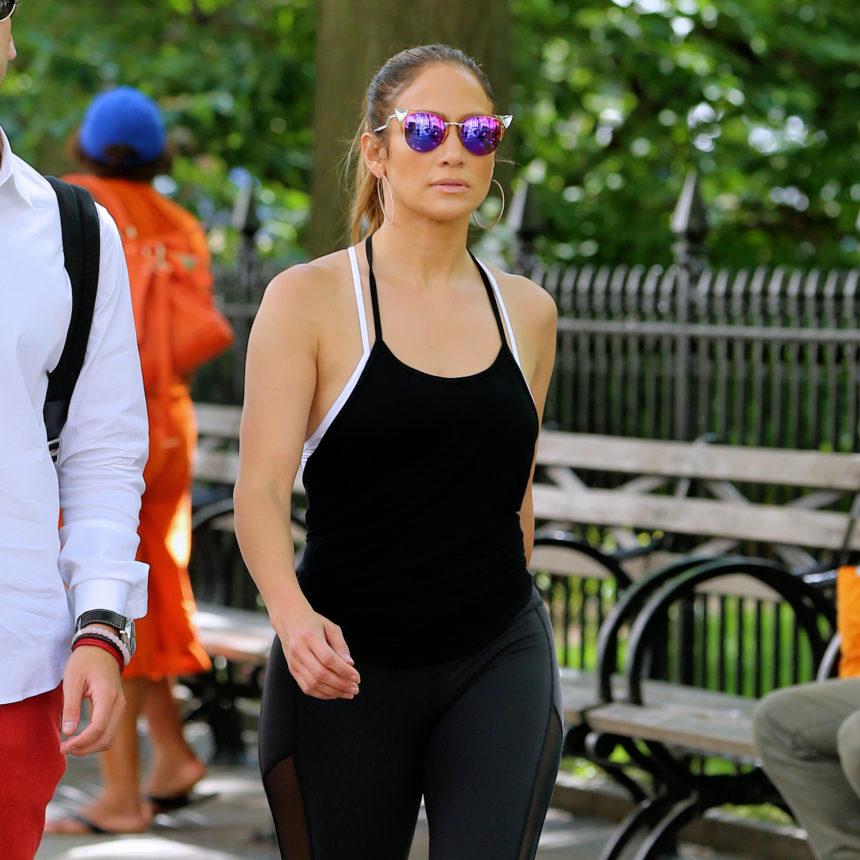 Το πρώτο πράγμα που κάνει η JLO μετά το γυμναστήριο! | tlife.gr