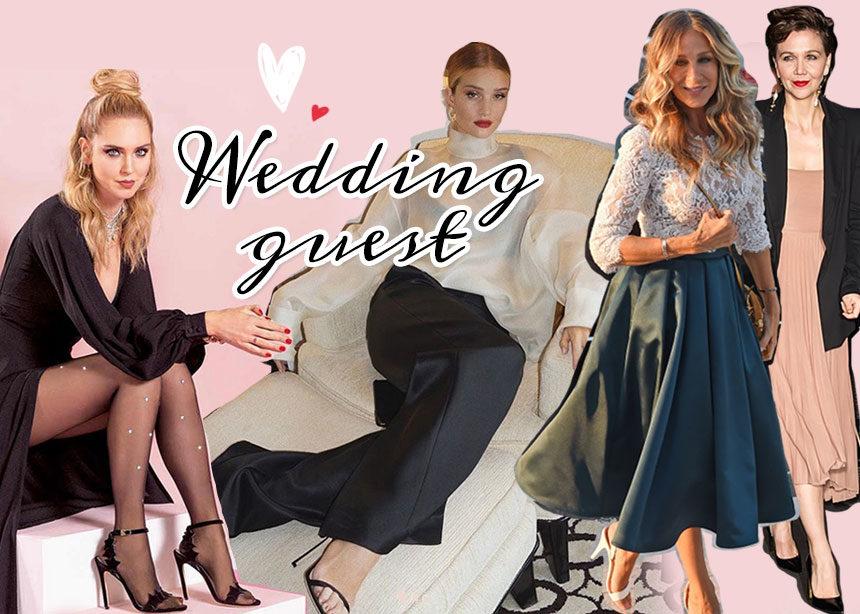 Καλεσμένη σε γάμο: Πάρε ιδέες από τα πιο εντυπωσιακά outfits των σταρ και κλέψε τις εντυπώσεις | tlife.gr