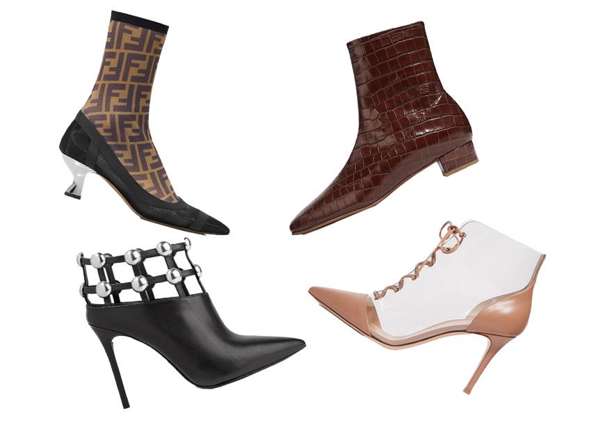 Statement ankle boots: Τα πιο εντυπωσιακά ζευγάρια που θα αποθεώσουν τις εμφανίσεις σου