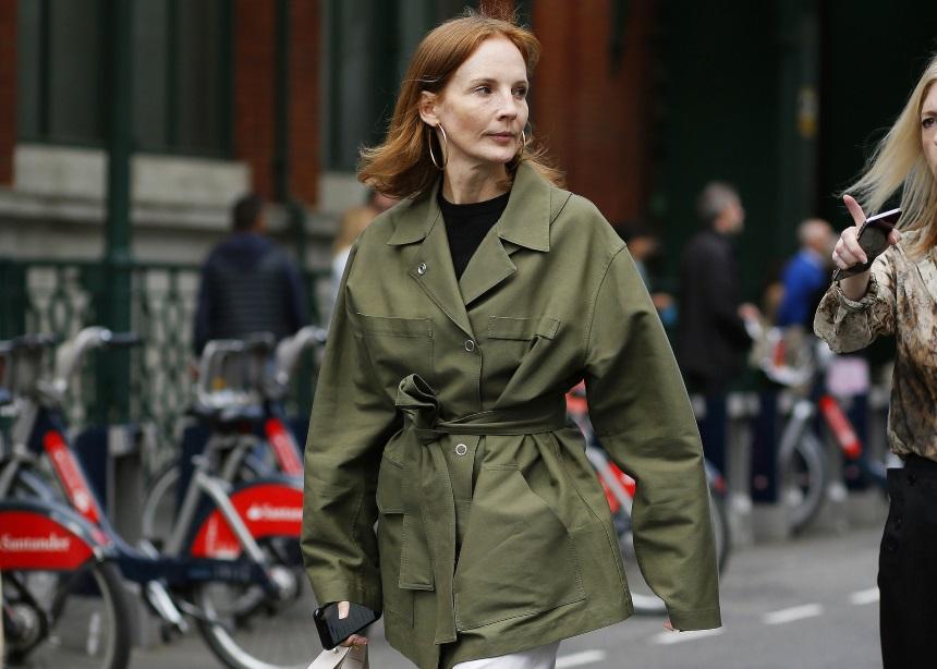 Ιδέες για winter looks από street style εμφανίσεις στο Λονδίνο | tlife.gr