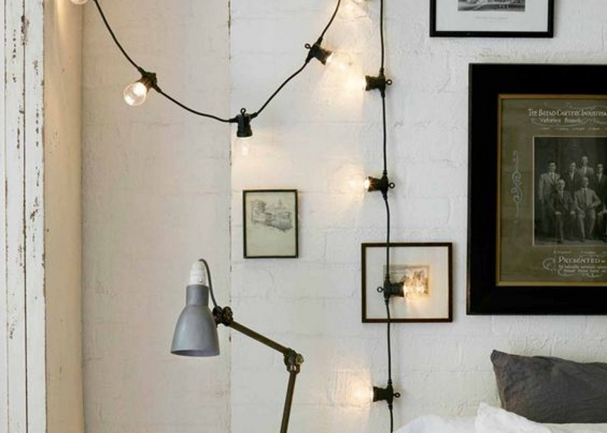 String Lights: Γιατί τα φωτεινά λαμπάκια (των Χριστουγέννων) δεν έχουν θέση στην αποθήκη σου | tlife.gr