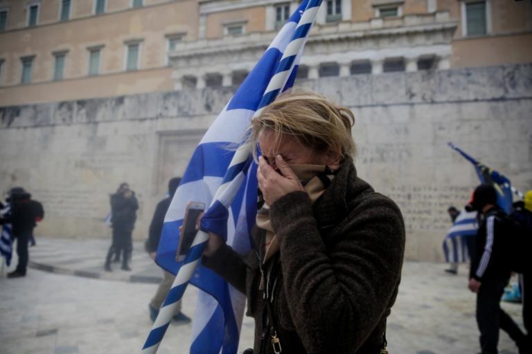 Συλλαλητήριο – Μακεδονία: Αγωνία για μωρό δύο ετών με αναπνευστικά προβλήματα! | tlife.gr