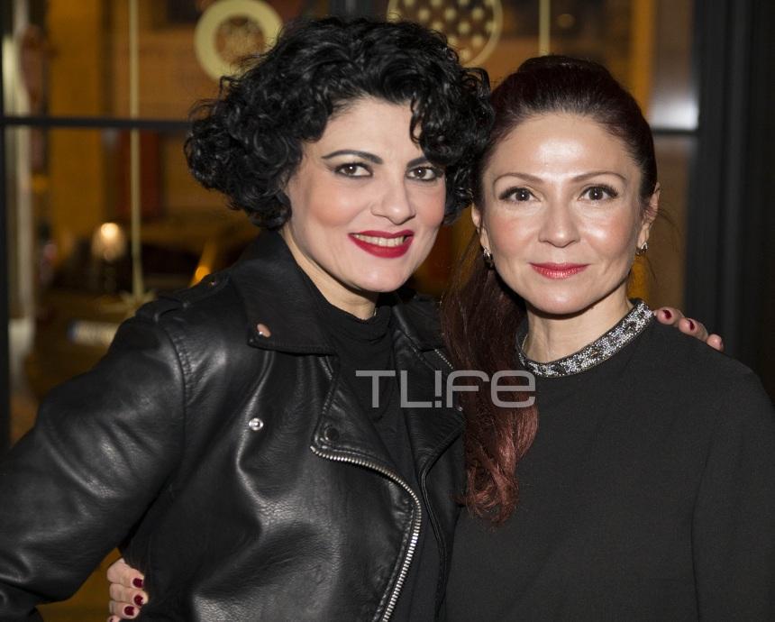 Τάνια Τρύπη: Γιορτινή έξοδος με την μεγάλη της κόρη Μαρίνα Μάρδα! [pics]