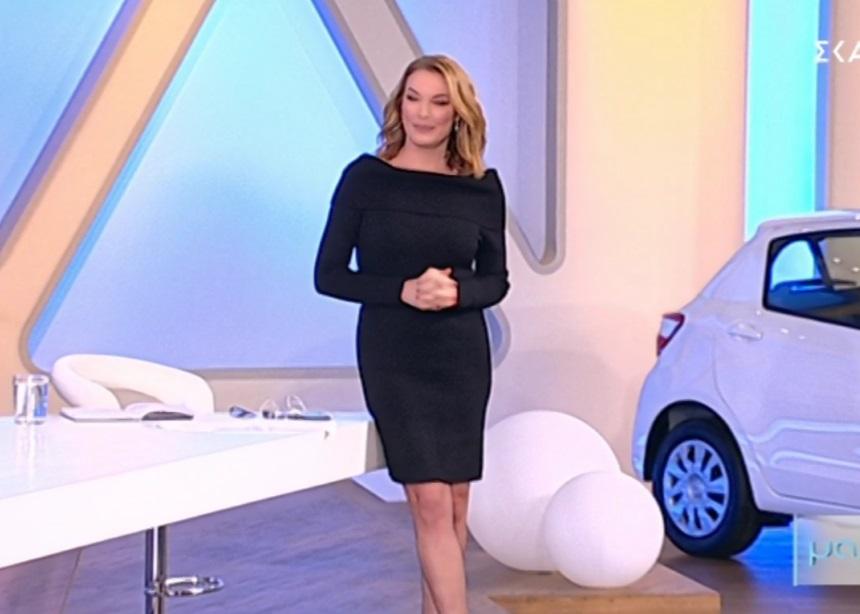 Όλες οι λεπτομέρειες για το look της Τατιάνας (07/01) | tlife.gr