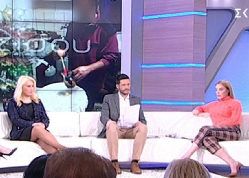 Όλες οι λεπτομέρειες για το look της Τατιάνας (09/01) | tlife.gr