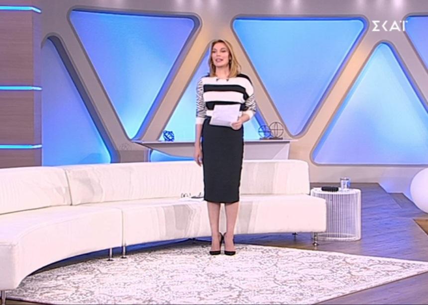 Όλες οι λεπτομέρειες για το look της Τατιάνας (18/01) | tlife.gr