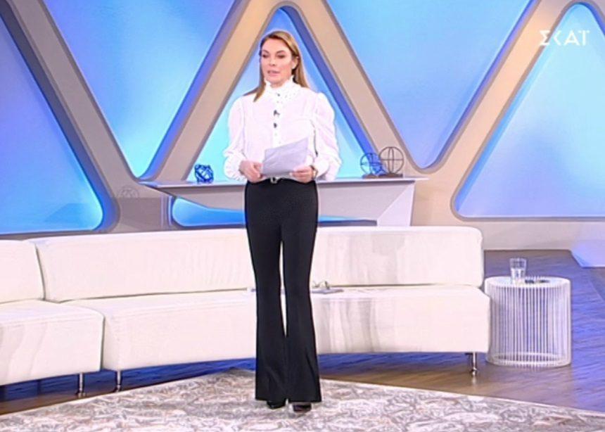 Όλες οι λεπτομέρειες για το look της Τατιάνας (21/01)   tlife.gr
