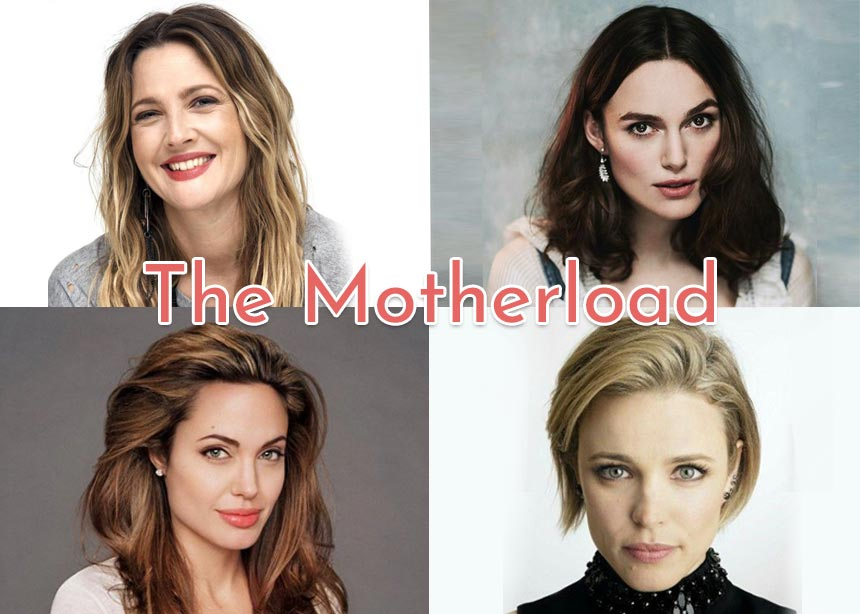 Οι celebrities ως μητέρες: Οι εμπειρίες έξι διάσημων γυναικών γύρω από την μητρότητα
