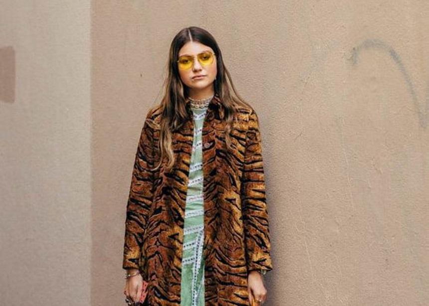 Το animal print που πρέπει τώρα να φορέσεις… και δεν είναι το leopard! | tlife.gr