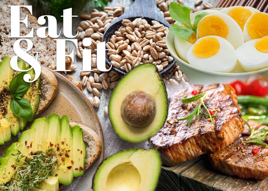 Οι καλύτερες τροφές για σούπερ γράμμωση και αδύνατη σιλουέτα
