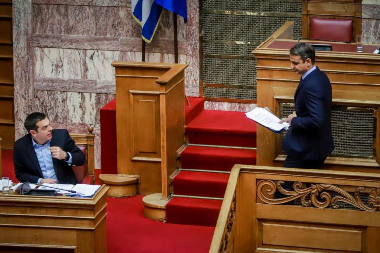 Καβγάς με βαριές εκφράσεις ανάμεσα σε Τσίπρα – Μητσοτάκη για την υπουργοποίηση Αποστολάκη | tlife.gr