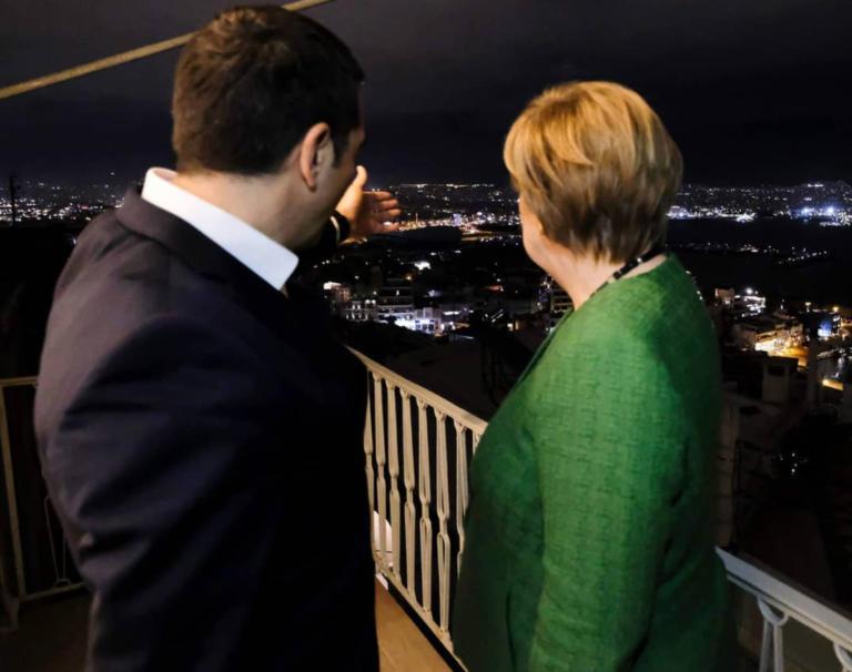 Τσίπρας – Μέρκελ στο… μπαλκόνι με μαγευτική θέα [pics] | tlife.gr