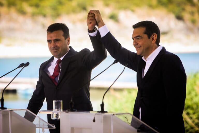 Τσίπρας – Ζάεφ: Επίσημα υποψήφιοι για Νόμπελ Ειρήνης! | tlife.gr