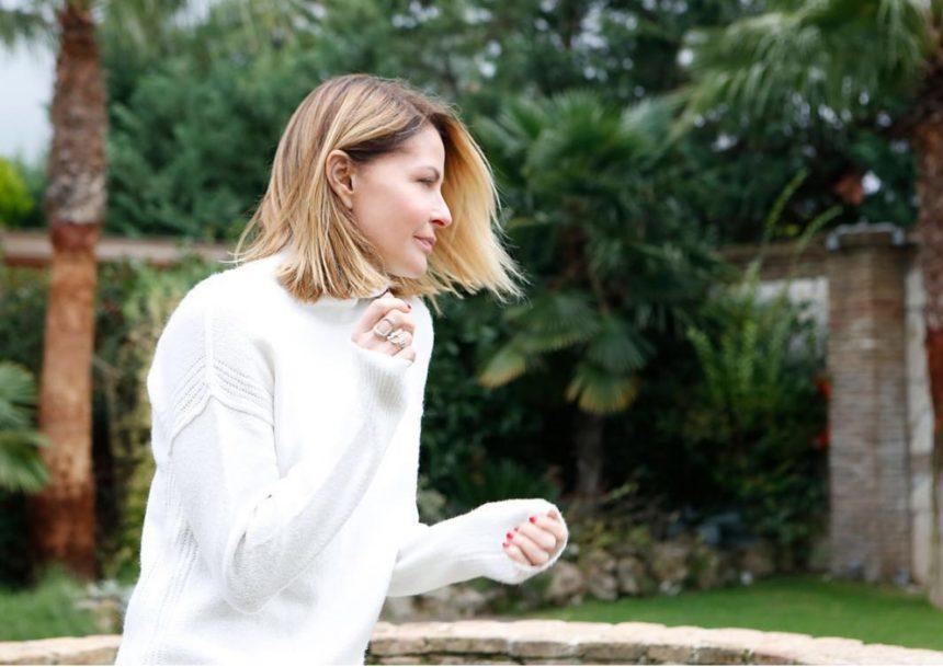 Τζενη Μπαλατσινού: Ποζάρει με γνωστή ηθοποιό που είχε τα γενέθλιά της | tlife.gr