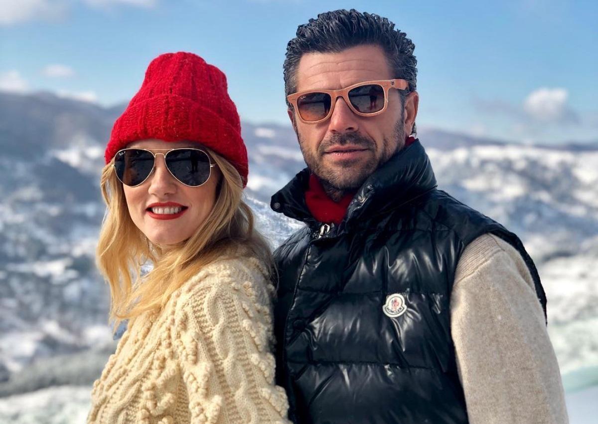 Χρήστος Βασιλόπουλος: Full in Love με την σύντροφο του Σάρα Κόνερ!