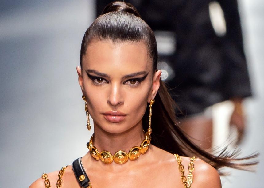 Η Pat McGrath μας έδειξε τα νέα λανσαρίσματά της στο show του Versace! | tlife.gr