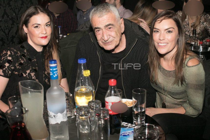 Γιώργος Βογιατζής: Διασκέδασε με τη σύζυγό του στην Άννα Βίσση! [pics] | tlife.gr