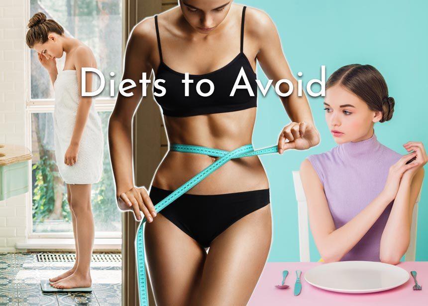 Σκέφτεσαι να ξεκινήσεις δίαιτα; Οι ανορθόδοξες μέθοδοι αδυνατίσματος που καλό είναι να αποφύγεις | tlife.gr