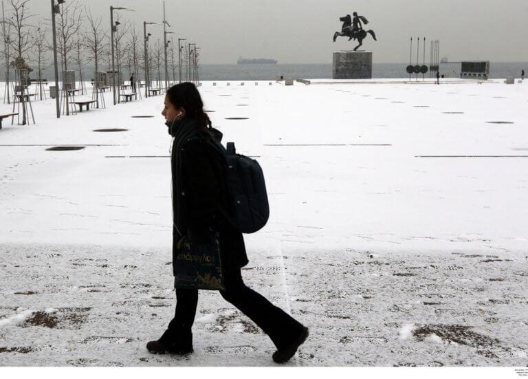 """«Φοίβος"""" η νέα κακοκαιρία διαρκείας με χιόνια και καταιγίδες!   tlife.gr"""