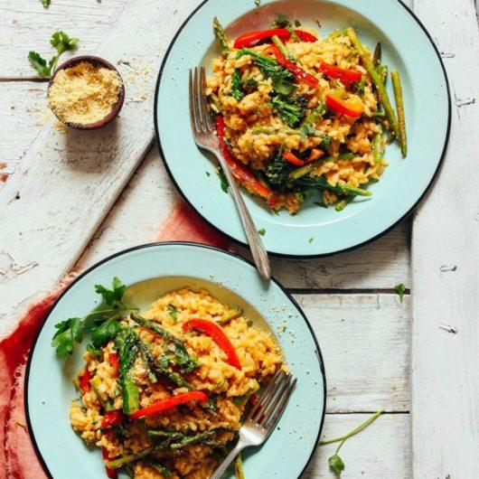 Ριζότο με χρωματιστά λαχανικά | tlife.gr