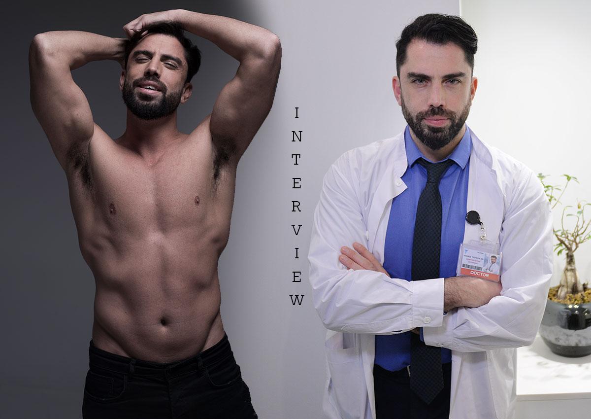 Ιάκωβος Γκόγκουα: Από σέξι χορευτής, γιατρός στο Κολωνάκι! Η συγκλονιστική ζωή του!