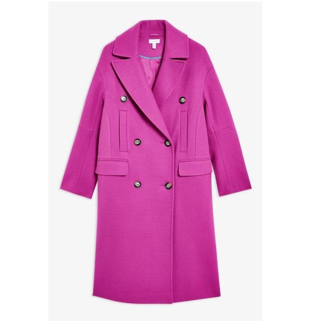 Παλτό Topshop | tlife.gr
