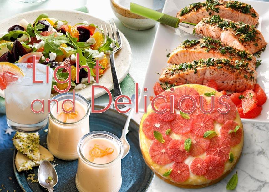 Light συνταγές με γκρέιπφρουτ… για να καις λίπος όλη μέρα!   tlife.gr