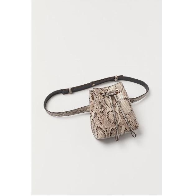 Belt bag H&M | tlife.gr