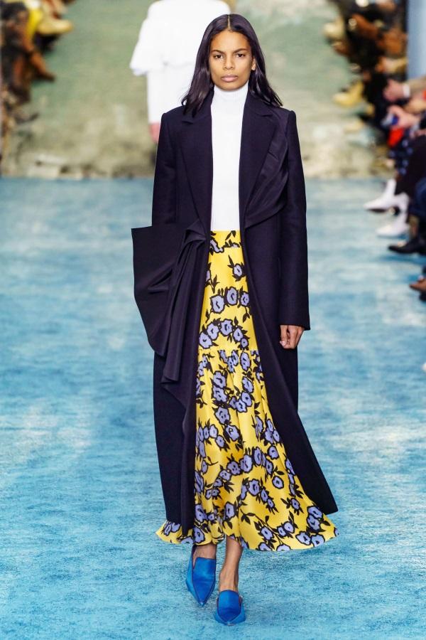 d4acca4d582 Εβδομάδα Μόδας στη Νέα Υόρκη: Τα πιο όμορφα looks που είδαμε στα ...