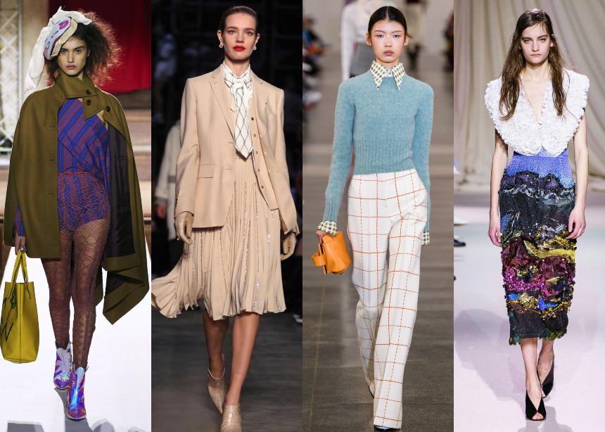 Εβδομάδα Μόδας στο Λονδίνο: Οι stylish συλλογές που παρουσίασαν τέσσερις διάσημοι σχεδιαστές