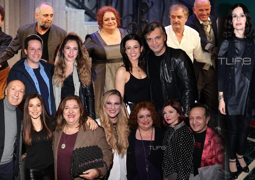 Επίσημη πρεμιέρα για την «Λωξάντρα»-Οι celebrities που έδωσαν το παρών [pics] | tlife.gr