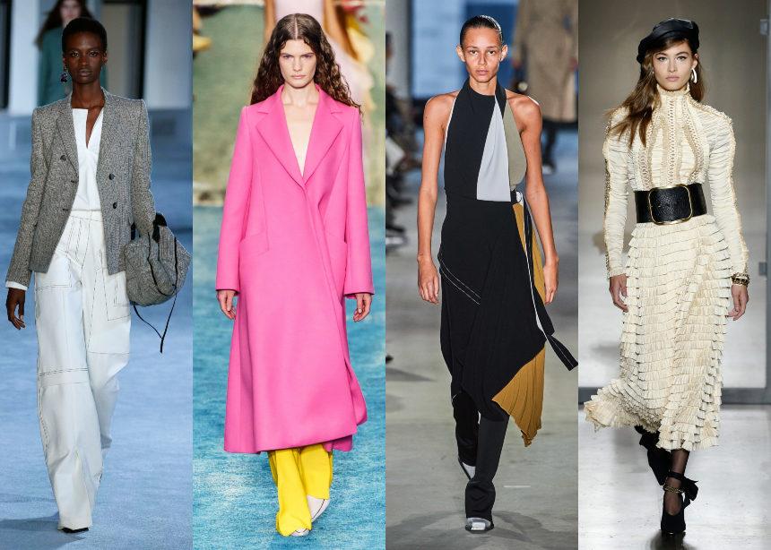 Εβδομάδα Μόδας στη Νέα Υόρκη: Τα πιο όμορφα looks που είδαμε στα catwalks έξι διάσημων οίκων | tlife.gr