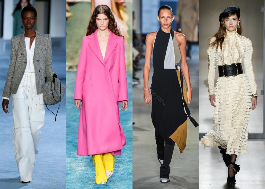 Εβδομάδα Μόδας στη Νέα Υόρκη: Τα πιο όμορφα looks που είδαμε στα catwalks έξι διάσημων οίκων